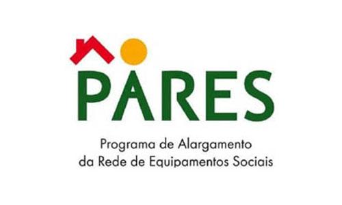 PARES - Programa de Alargamento da Rede de Equipamentos Sociais